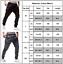 Mens Casual Drawstring Long Trousers Sweatpants Skinny Slim Jogger Sports Pants