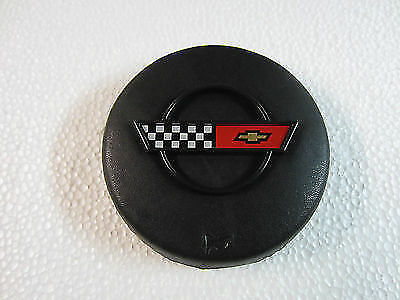 C4 Corvette 1986-1989 Reproduction Horn Button w// Emblem