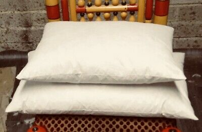 IJF Bedding Duck Feather box standard pillow pack of 2 /& 4