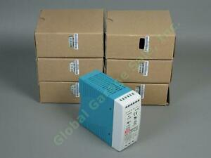 6-BRAND-NEW-Mean-Well-MDR-60-12-Industrial-DIN-Rail-Power-Supply-5A-60W-12V-NR