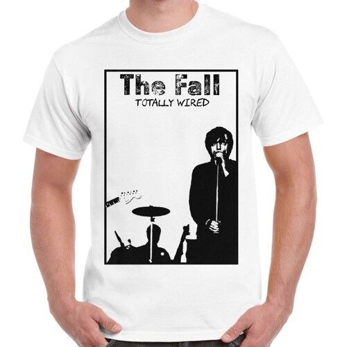 The Fall Totally Wired Punk Retro T Shirt 167