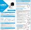Lorex-LNB8105X-POE-8MP-4K-UHD-IP-Active-Deterrence-Network-Security-Camera miniatura 6
