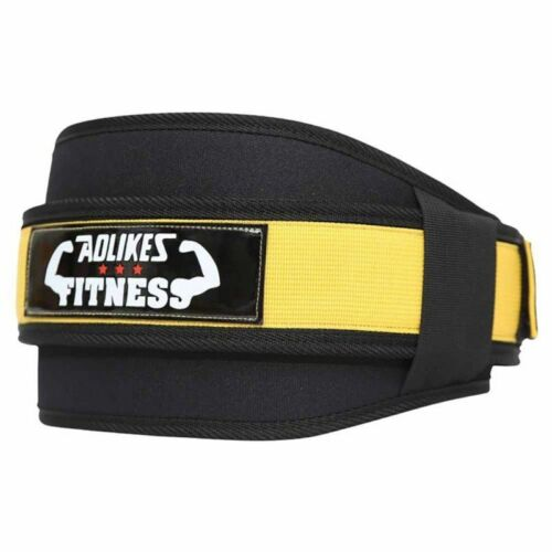 Belt Lifting Weight Gym Back Workout Training New Support Fitness Bodybuilding