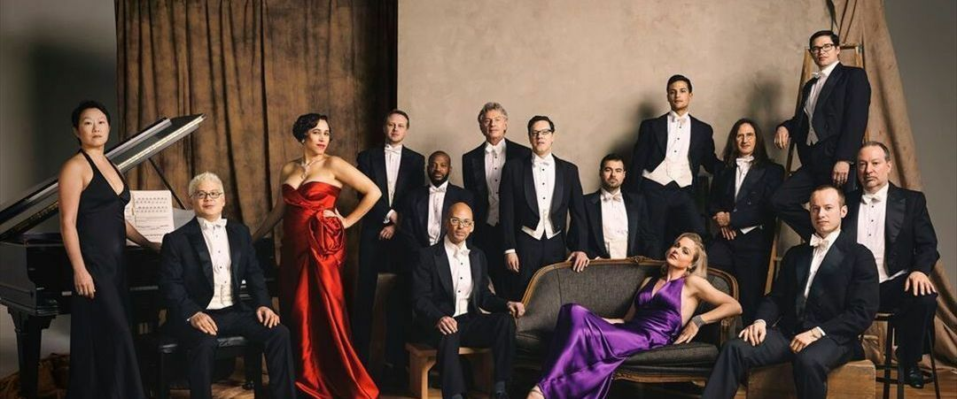 A Holiday show with Pink MARTINI (featuring China Forbes)