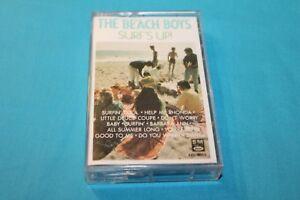 The-Beach-Boys-Hits-CASSETTE-Tape-Help-Me-Rhonda-Little-Duece-Surfin-039-USA
