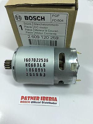 Motore 12 V per trapano avvitatore a batteria BOSCH GSR 12-2-Li 1607022536