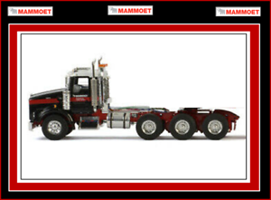 1-50-WSI-MAMMOET-Kenworth-T800-Tractor-only-FREE-SHIPPING