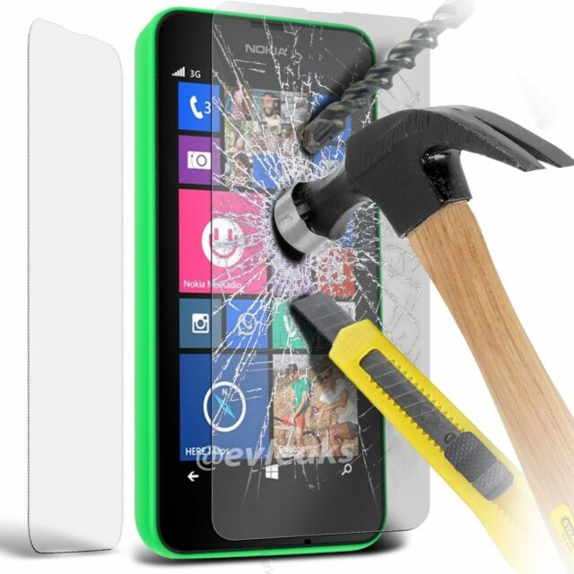 Tempered Glass Film Screen Protector for Nokia/Microsoft Lumia 535 Mobile Phone