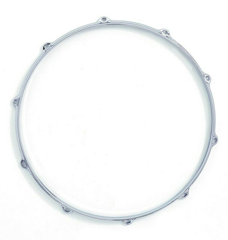 Gibraltar SC-1410SSD Die Cast Snare Side Drum Hoop - 14  10 Lug (1 Per Pack)