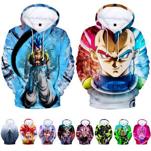 Sweat Dragon Ball Z Adidas | Goku Shop