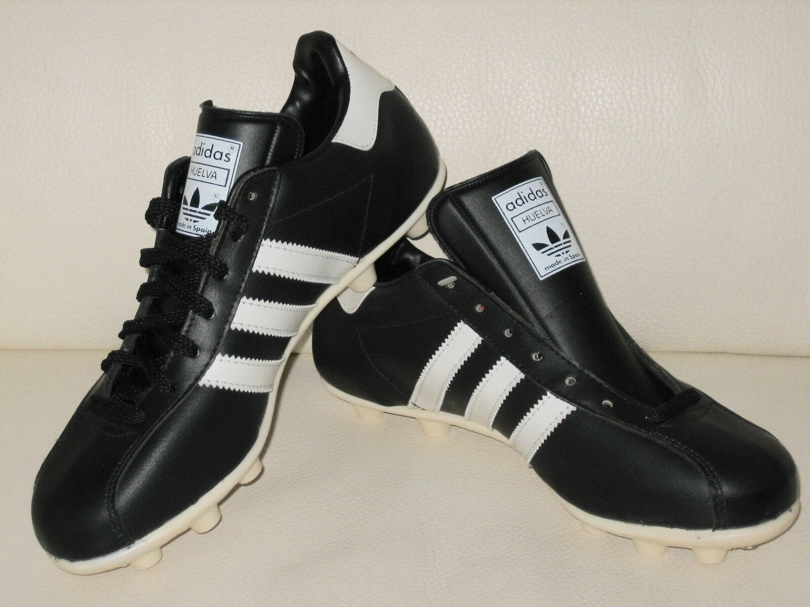 Adidas spain uk 6 80s vintage original soccer football bottes world cup cleats