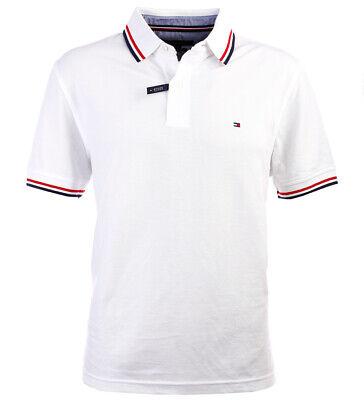 Tommy Hilfiger Poloshirt Polo Shirt hellgrau Size S-XXXL