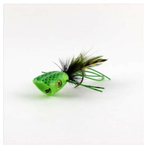 NEW FREE SHIPPING Surface Seducer Double Barrel Bass Bug Popper