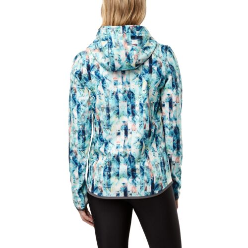 O /'Neill Softshell chaqueta PW Hybrid Softshell azul transpirable elástico