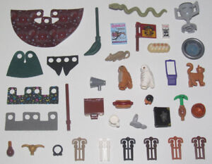 Lego-Accessoires-Tools-Minifig-Harry-Potter-71022-Collector-Choose-Model-NEW