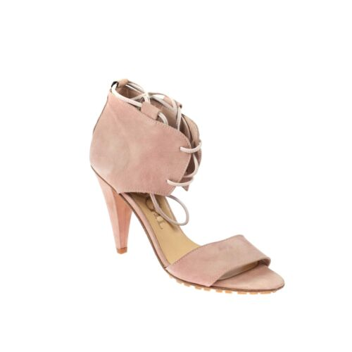 Paco gil señora pumps cuero rosa