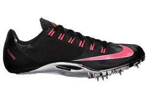 Nike Zoom Superfly R4 Track Running Shoes Men's 13  W/ Spikes & Bag