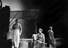 8x10 Print James Dean Louis Jourdan The Immoralists 1954 Broadway #JD323