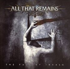 All That Remains – The Fall Of Ideals (CD, 2006) Metalcore/Deathcore