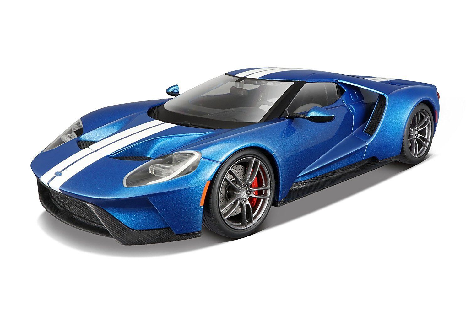 MAISTO 1 18 Exclusive 2017 Ford GT Concept Diecast Model SPORTS RACING CAR Neuf dans sa boîte