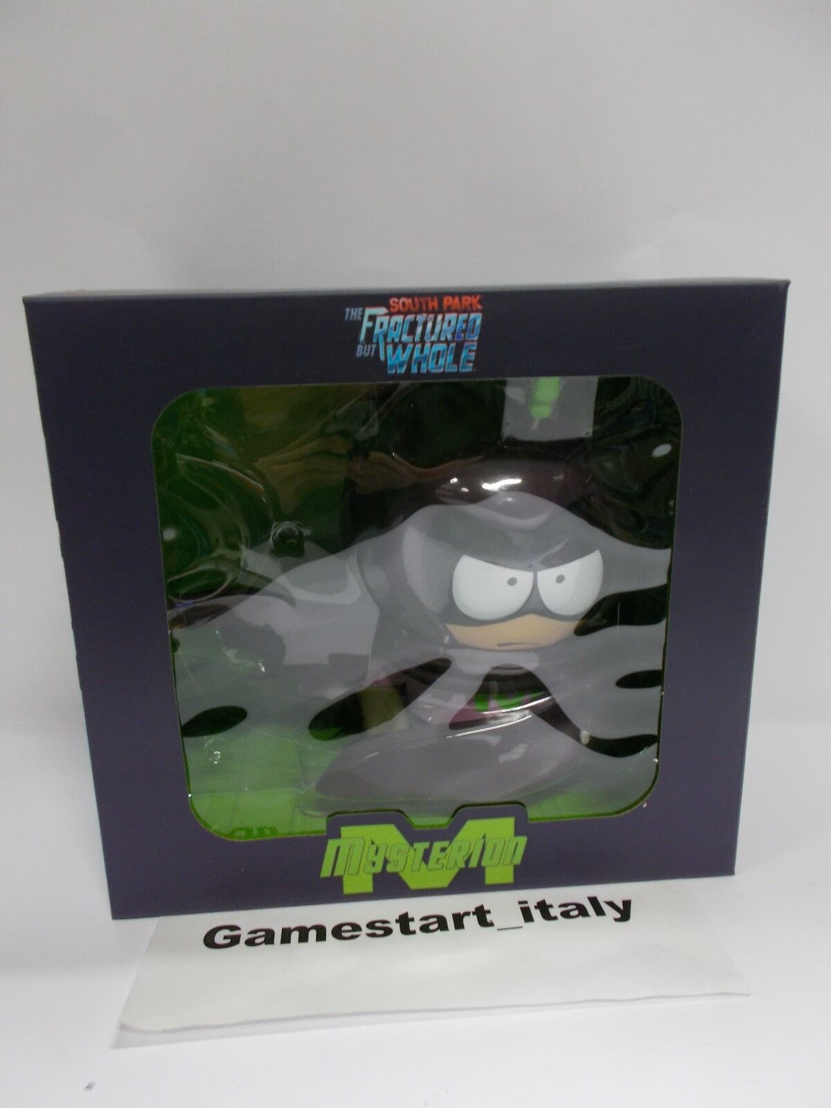 ACTION FIGURE SOUTH PARK THE FRACTUROT BUT WHOLE - MYSTERION - UBISOFT - NEW