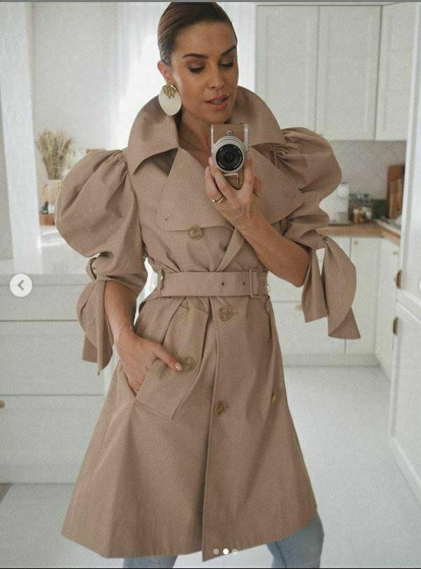 Trench Coat X