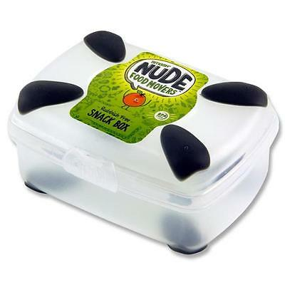 Smash Nude Food Movers Snack Lunch Box Grey