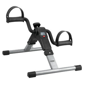 Foldable-Exercise-Bike-Pedal-Home-Fitness-Cardio-Equipment-Arms-Legs-Gym-Bicycle