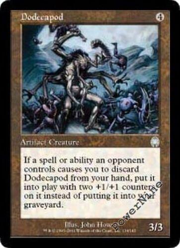 Artifact Apocalypse Mtg Magic Uncommon 1x x1 1 FOIL Dodecapod