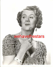 Vintage Ruth Donnelly CHARACTER ACTRESS '39 MR. SMITH WASHINGTON Pub Portrait