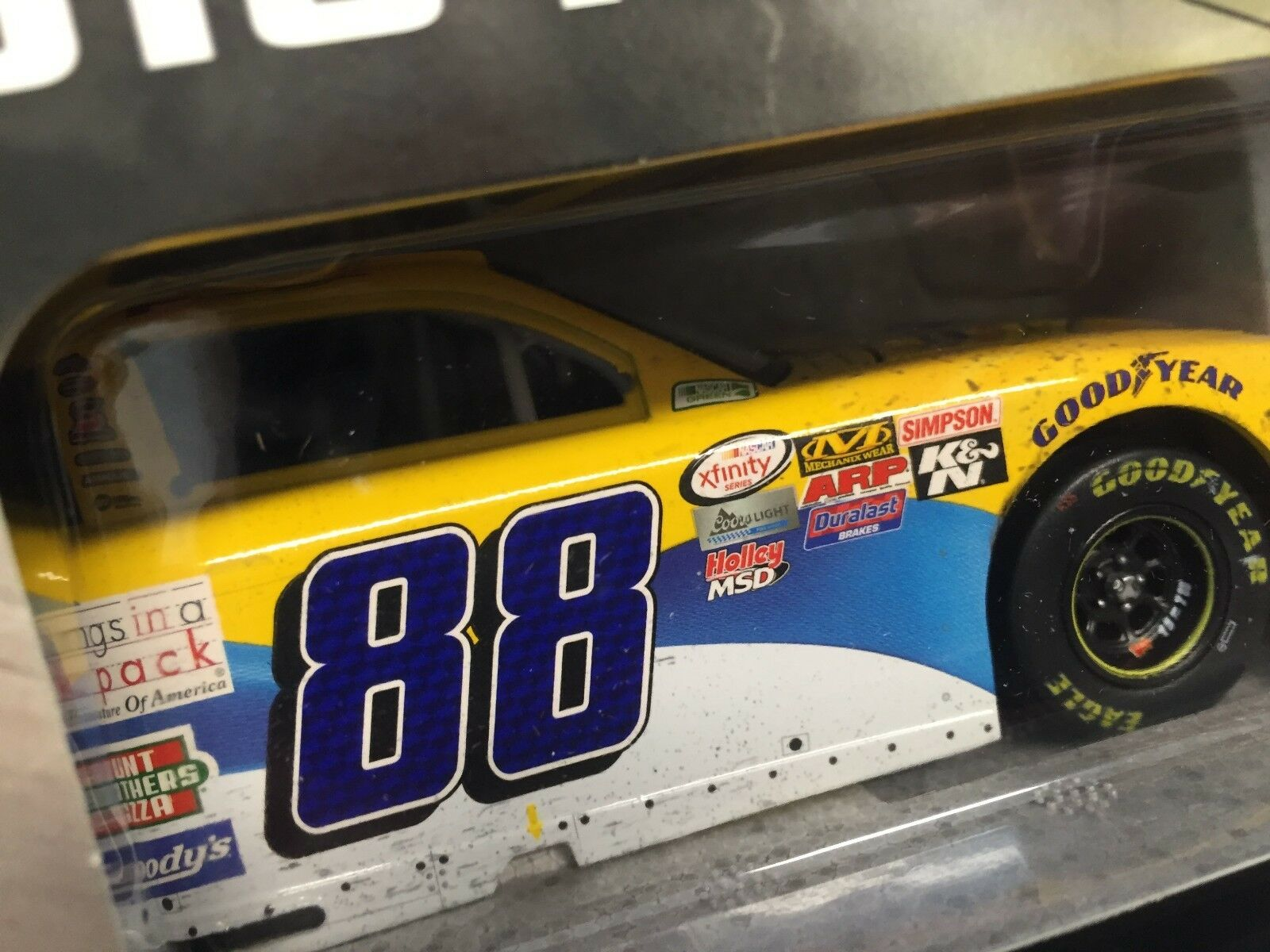 Action Action Action 1 24 Dale Earnhardt Jr  Hellmann's Richmond Win '16 Chevy 1of 1,069 aa0998
