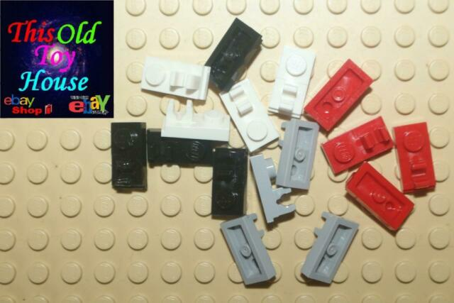 92280 LEGO Plate Modified 1x2 with Clip on Top SELECT QTY Part no