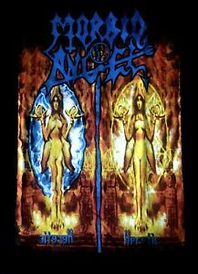 MORBID-ANGEL-cd-cvr-HERETIC-Official-Black-SHIRT-Size-LRG-new