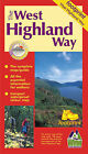 West Highland Way: Map/Guide by Footprint (Sheet map, folded, 1999)