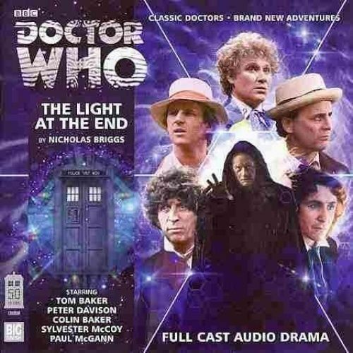 1 of 1 - Doctor Who The Light at the End Audio Book CD by Big Finish