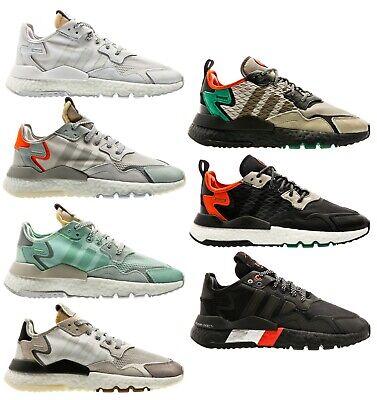 Adidas Originals Nite Jogger Sneaker Uomo Scarpe Uomo Corsa Scarpe   eBay