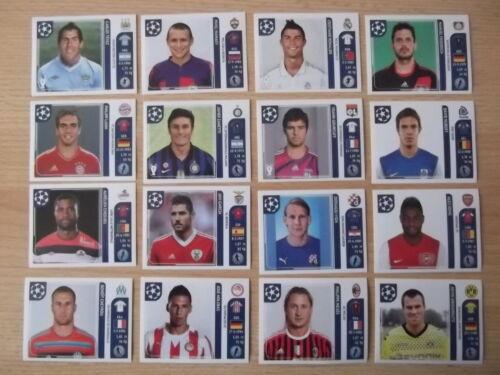 Panini Champions League  2011-2012 11//12-50  Sticker  aussuchen NEU