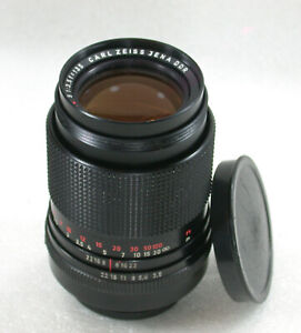 Carl-Zeiss-Jena-MC-S-135mm-F3-5-Manual-Focus-Lens-Pentax-Screw-M42-Fit-129231