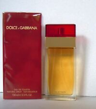 Dolce & Gabbana Pour Femme RED 100ml Eau de Toilette NEU in FOLIE