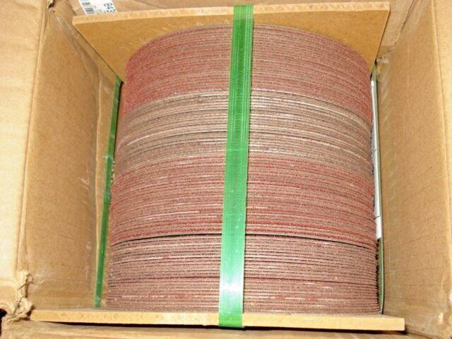 "3M 7/"" X 7//8/""  FIBRE FIBER SANDING GRINDING DISCS 36 GRIT 66902 983C 25 PCS"