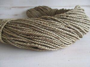 Matasse cordoncino paglia per sedia erba palustre seduta corda