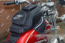 Magnetic Motorbike Dirt Bike Gas Fuel Tank Phone GPS Saddle Sport Bag For Suzuki