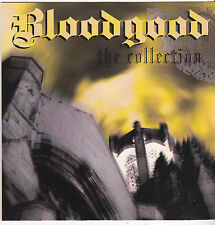 BLOODGOOD - THE COLLECTION (*Used-CD, 1991, Intense) Original Issue Xian Metal