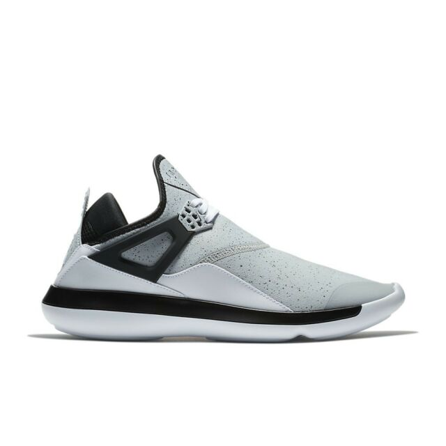 7005cbae3bf Nike Jordan Fly 89 Mens Shoes 10 Wolf Grey Black White Cement 940267 ...