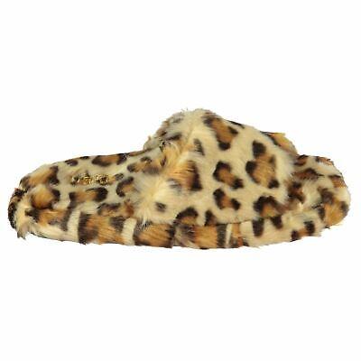 Logico Biba Da Donna Leopardo Slipp Pantofole-mostra Il Titolo Originale Avere Sia La Qualità Della Tenacia Che La Durezza