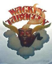 70's VTG J Weed Pot Marijuana Wackey Tabaccey Mary T t-shirt Iron-On Transfer