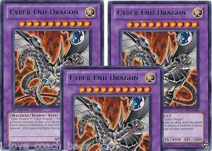Cyber-End-Dragon-RYMP-Rare-X-3-RA-YELLOW-MEGA-PACK-YU-GI-HI-Mint-Cards