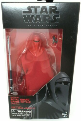 "Star Wars The Black Series Imperial Royal Guard 6"" Action Figure"
