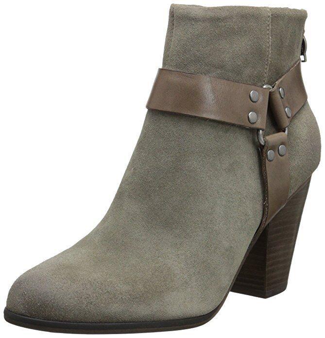 Ash Quartz Stone Suede Fashion Ankle Boots Booties 330518 US 10M 265 New