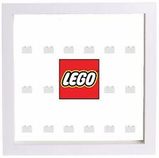 Lego Minifigure Display Case Frame Lego Logo General Generic minifigs